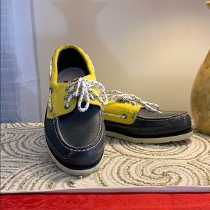 Tommy Hilfiger Sailing Gear Boat Shoes